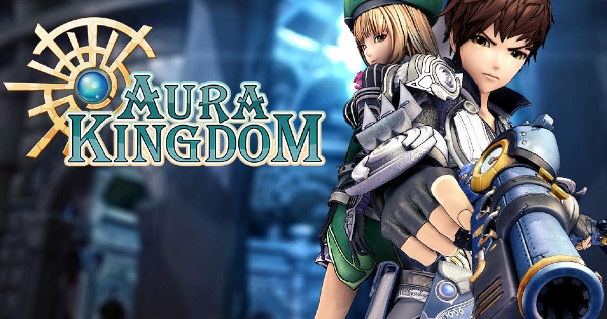 Aura Kingdom Klassen