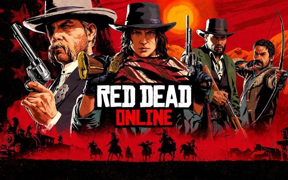 Red Dead Redemption 2 - Red Dead Online